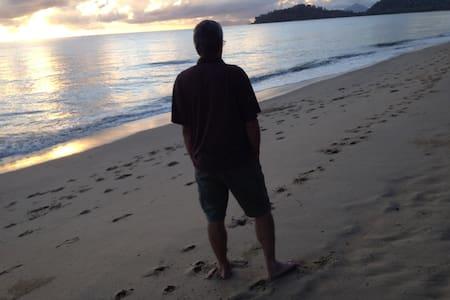 Clifton a  quiet sandy beach - Clifton Beach