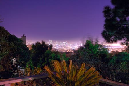 3 Bdrm City View Home w/Parking - San Francisco - House