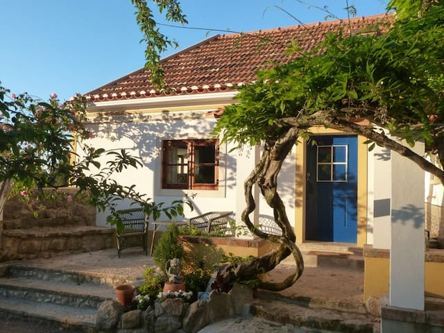 Vintage chic romantic cosy cottage - Sintra - Huis