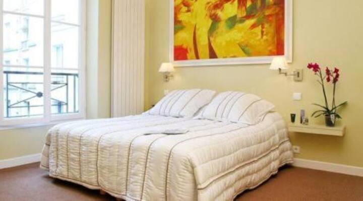 Chambre Double - Confort avec douche