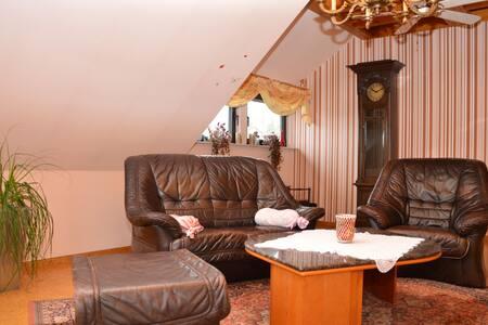 Gemütliche Ferienwohnung Beckingen - Beckingen - Apartment - 2
