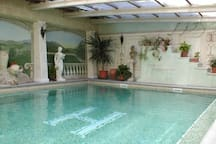 Private pool (summer only)