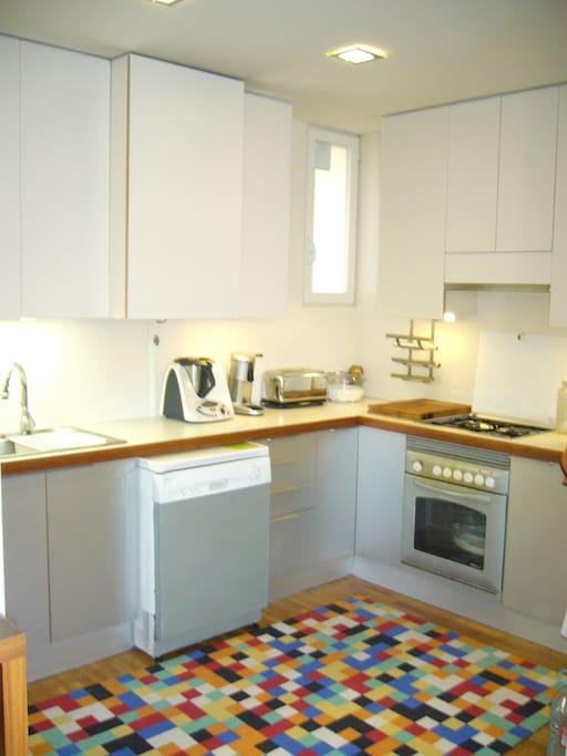 Cocina/Kitchen/Cuisine