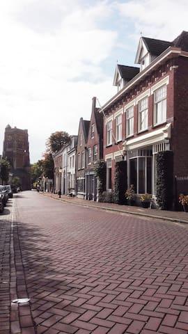 Genieten van historie en Hollandse rivieren