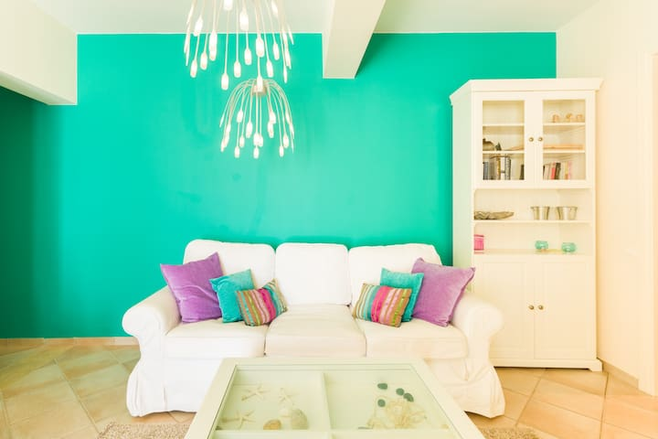 Ammoudi Beach Apartment - Agios Nikolaos - Casa