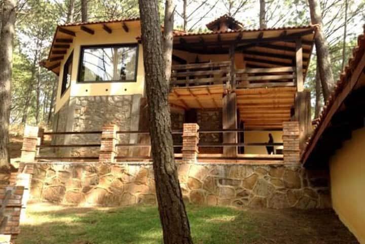 Cabaña Claudia