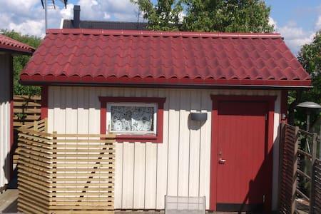 Sommarboende i Halmstad / Kärleken  - Halmstad - Kulübe