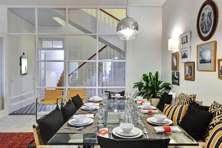 Three Houses - Full House - Porto - House