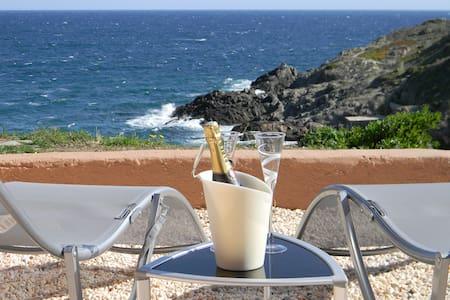 Accès direct à la mer - Port-Vendres