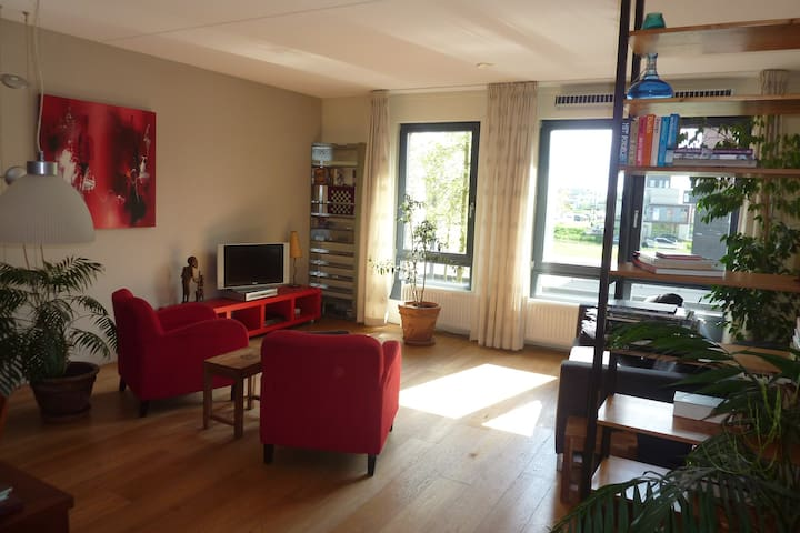 Spacious 2-floor apartment - Amsterdam - Apartment