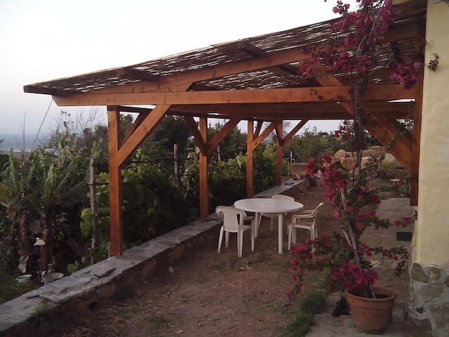 Casa rural con encanto vista al mar - Tarifa - Haus