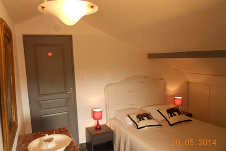 "Chambre d'hotes ""Campanules"" - Hoéville - Bed & Breakfast"