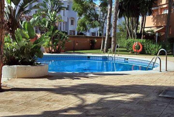 Apartment close to the beach, pets welcome