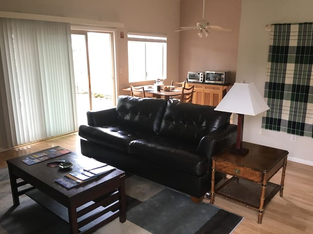 Furnished condo in Oceanside 60 days minimum