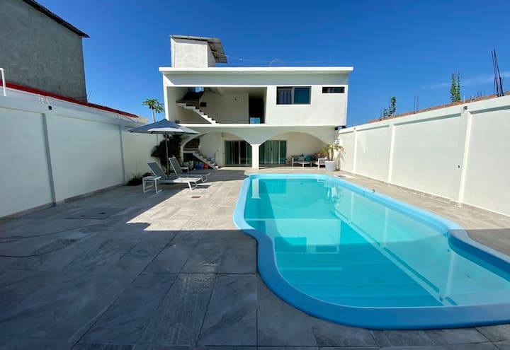 Casa de vacaciones en Tamiahua