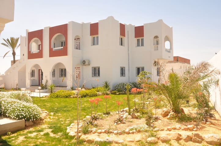 Appartements meublés grand standing - Djerba Mezraya - Leilighet