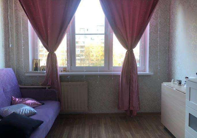 3-х комнатная квартира в центре Челябинска