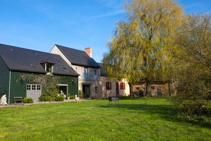 Room n°3 : Double bedroom in countryside house - SARGE LES LE MANS - Casa