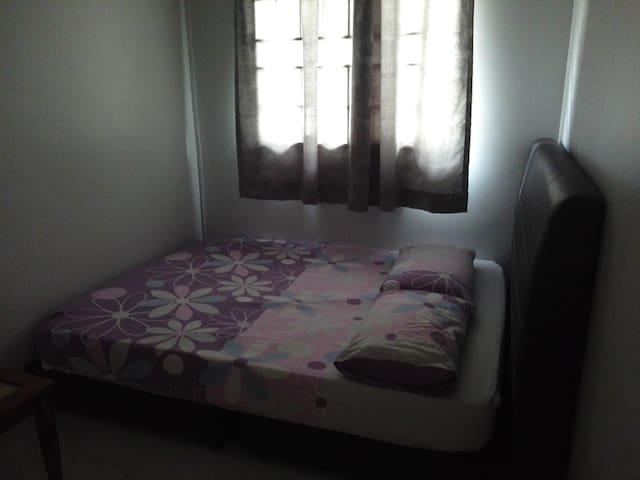 双人床房 - Permatang Pauh