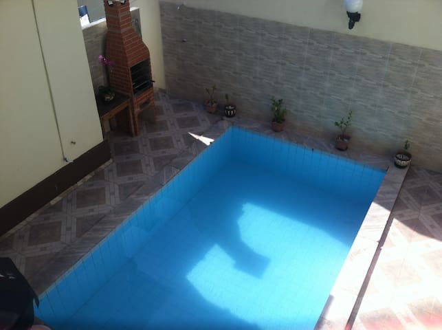 A house near the University 7 - Cuiabá - Bed & Breakfast