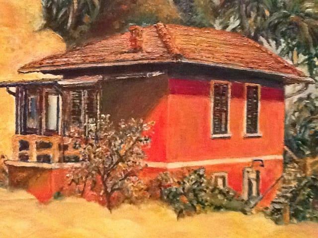 Casa del Fagiolo - Dagnente - Hus