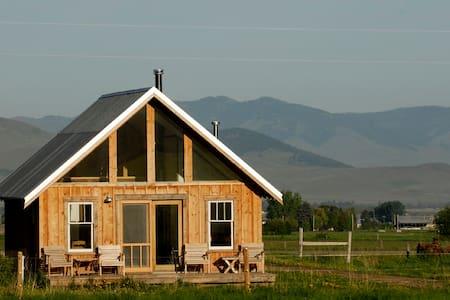 Foothill Farm Cabin Montana - St Ignatius - Cottage