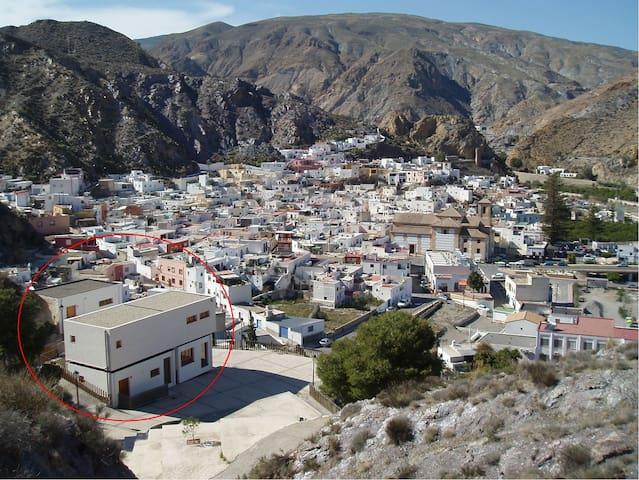 Apartamento rural en Sierra Nevada, la Alpujarra - Alboloduy - Apartmen