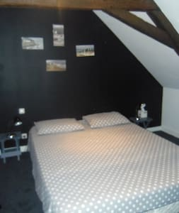 LOCATION DE CHAMBRE D HOTES - Malicorne-sur-Sarthe - Bed & Breakfast