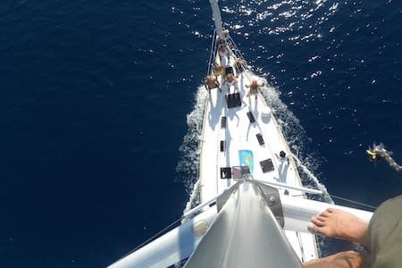 Sailing boat - life expirience - Atene - Barca