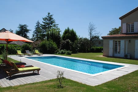 Villa 5 chambres au calme sur 2000 m2 - Balma