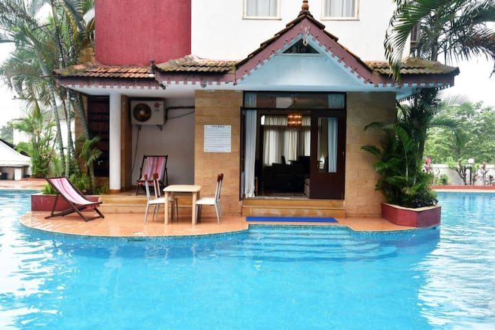 3BHK Villa with Swimming Pool