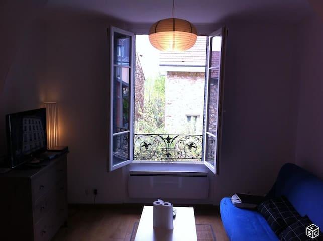 Lumineux studio dans quartier calme - Sèvres - Apartment