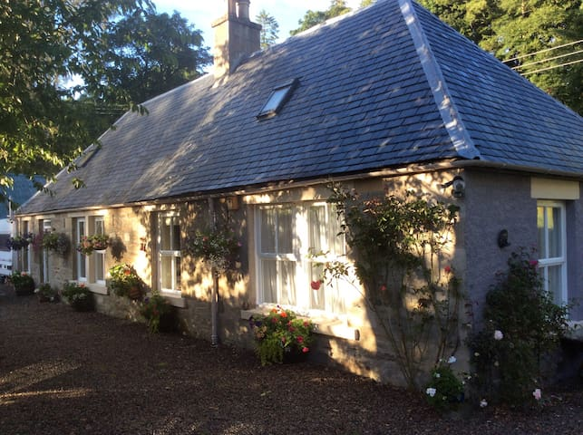 Charming cosy cottage in Glenlivet - Glenlivet - Bungalow