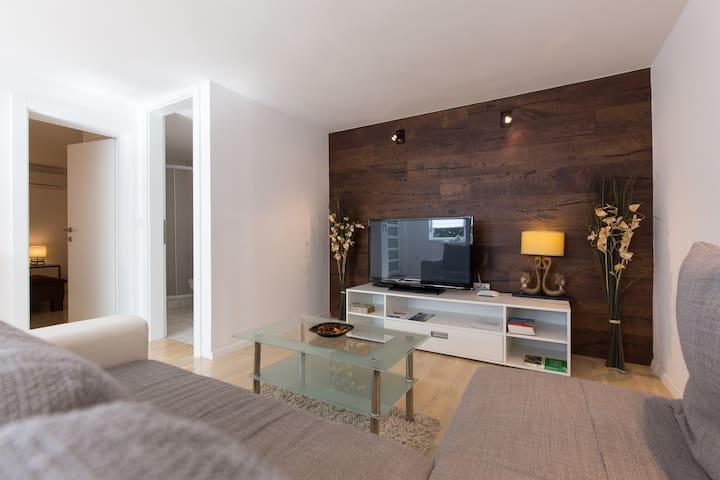 TV, SAT, Free WiFi, Free parking #1 - Dramalj - Apartment