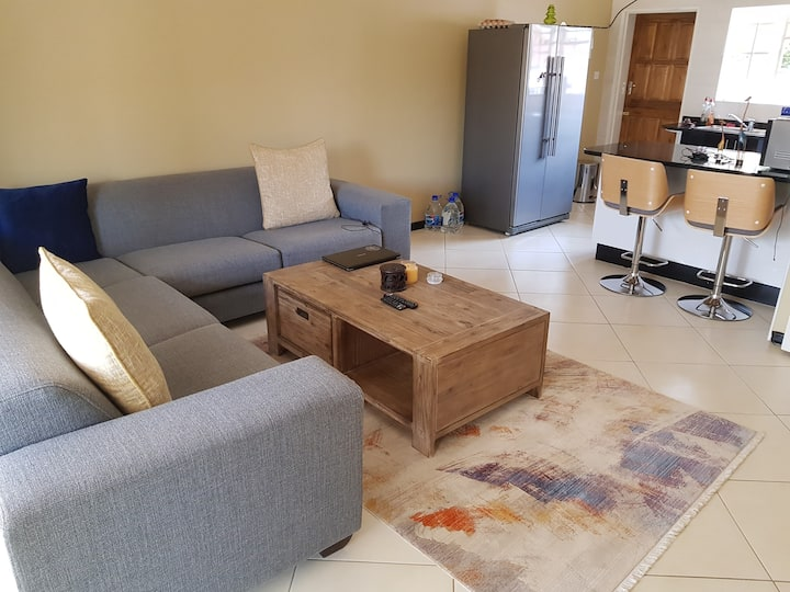 Two bedroomed serviced apartments- Super Clean