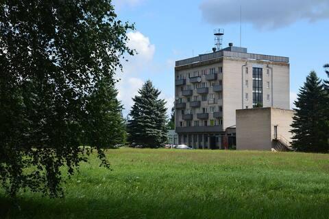 Ascetic Apartment in Academic Astronomy Campus
