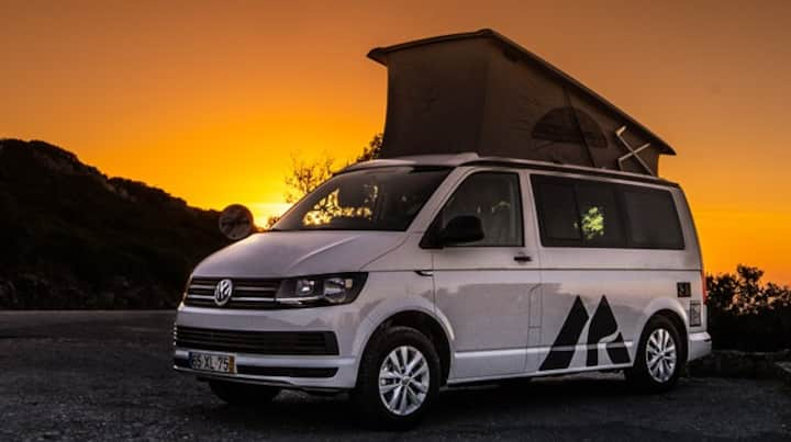 VW California MR.VANCAMPER - The Adventure Begins!