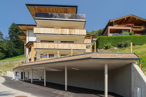 Inviting Apartment in Hart im Zillertal with Parking