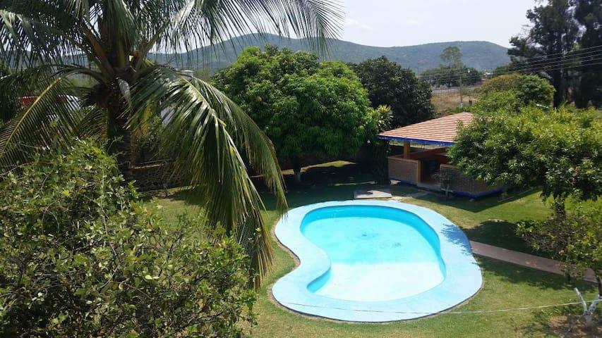 Cuautla Country House Casa de Campo - Cuautla - Casa
