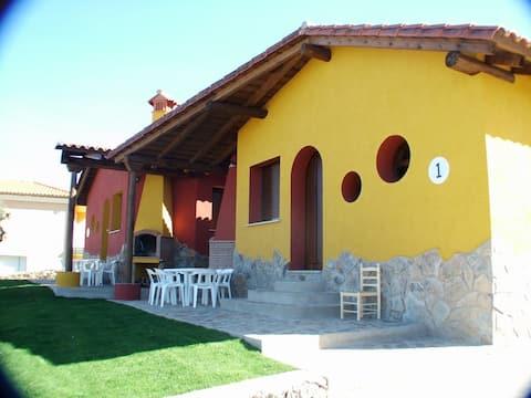 Casas rurales La Ondina del Madrigal - A