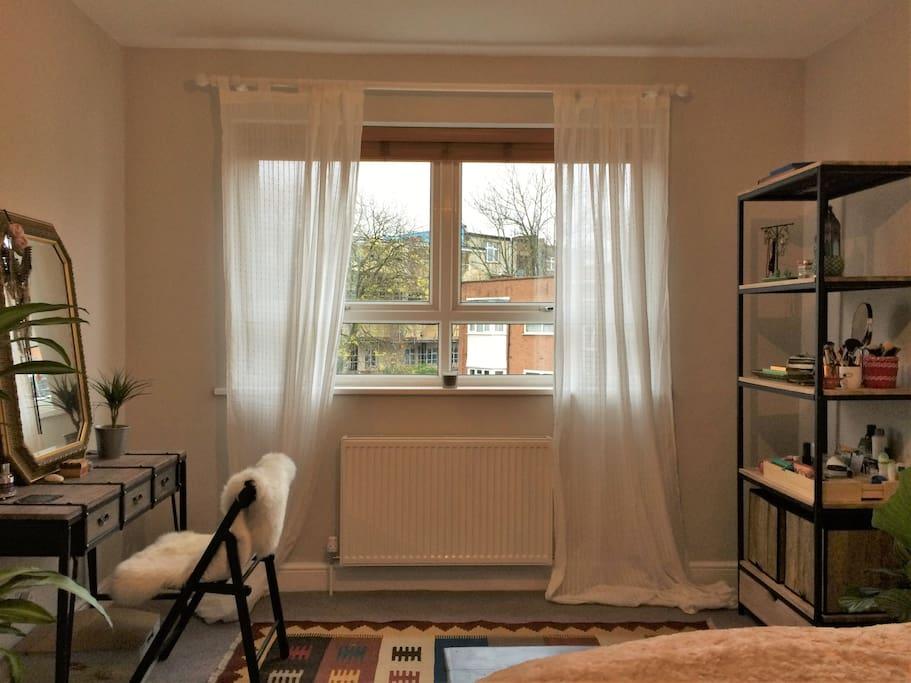 Master Bedroom: View 2