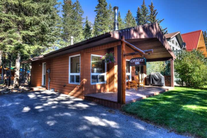#126 Two Bedroom Chalet