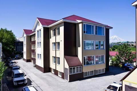 Уютные апартаменты с  отличным расположением