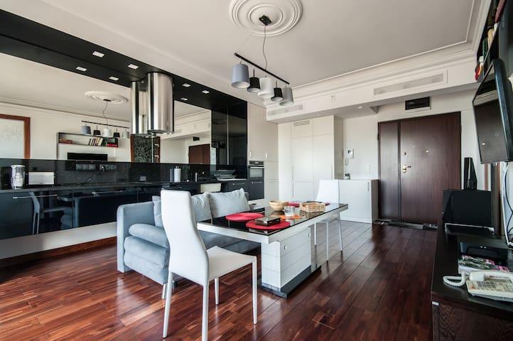 Luksusowy apartament w prestiżowym miejscu