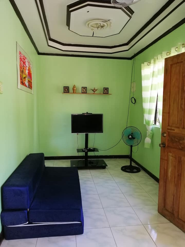 Thirdy N Scandy's Staycation House Bohol