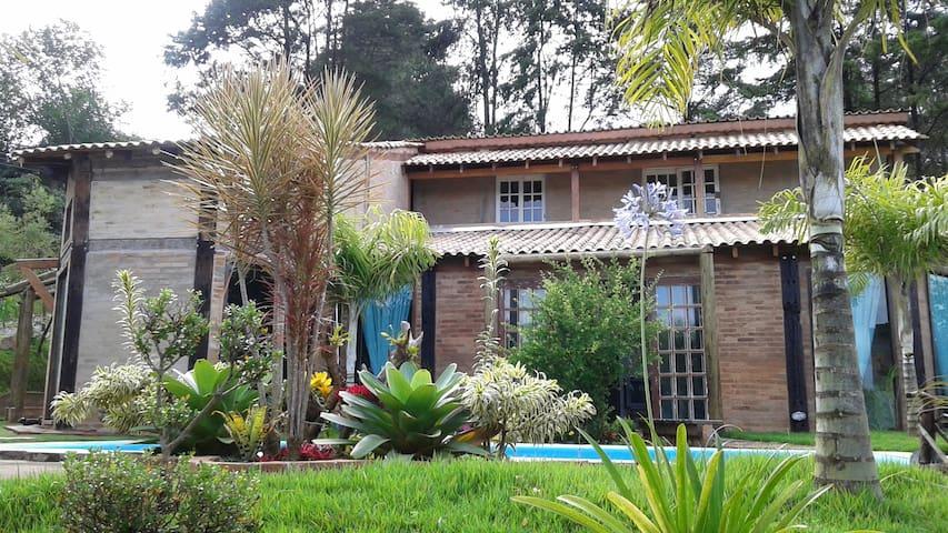 Vila das Orquídeas - quarto - Guararema - Cabana