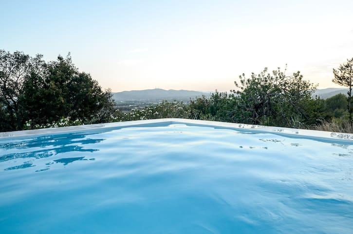 Ibiza Campo Guesthouse - Sant Llorenc de Balafia