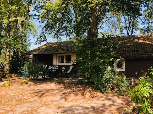 Calluna Hunting Lodge mit Sauna