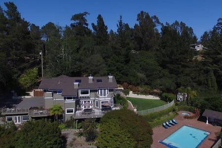 Country Estate Near Santa Cruz - Aptos - House