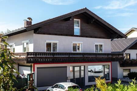 Auf 68 m² gemütlich wohnen im Salzburger Seenland